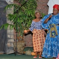 The Village Cries for a Miracle - the stage play